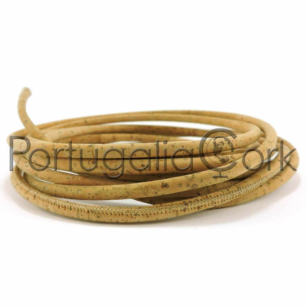Cork cord 5 mm surface