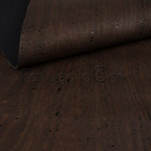 Cork fabric Brown